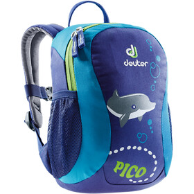 Deuter Pico Backpack Set, Large Kids indigo-turquoise